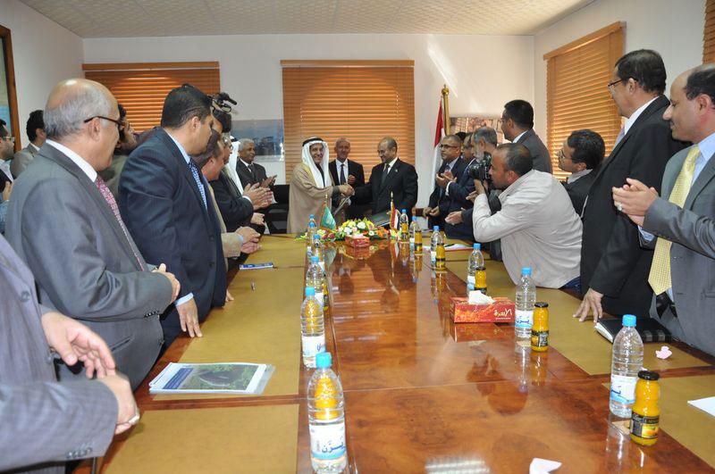الصندوق السعودي للتنمية يقدِّمُ 114 مليون دولار لدعم التنمية في اليمن