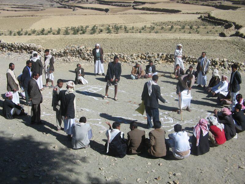 الصرف الصحي التام يسهم في تحسين صحة وحياة سكان القرى