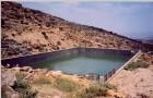 خزان مياه الحزيز - عزلة وادعة - مديرية بني صريم - عمران